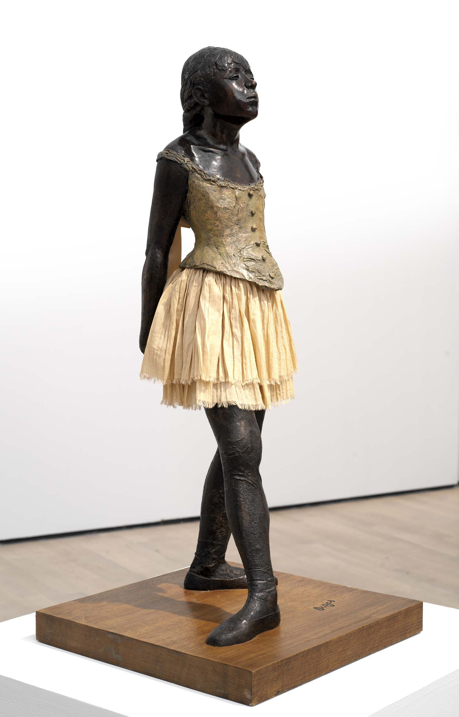 degas ballerina sculpture - HD 1578×2461