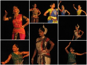 World Dance Day 2012 at the Alliance Française de Bangalore : Dance performances