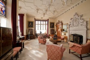 The Great Hall at Felbrigg Hall, Norfolk.(Image courtesy National Trust House)