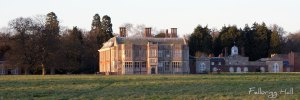FelBrigg Hall in all its splendour.(Image courtesy The Green Pavilion)