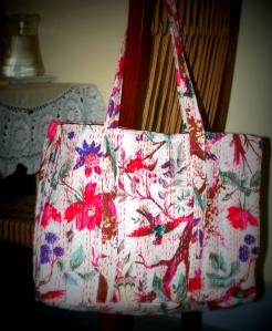 Pretty Pink Bag
