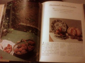 Florimond's Kitchen Garden - an entire chapter dedicated to the vegetable garden!