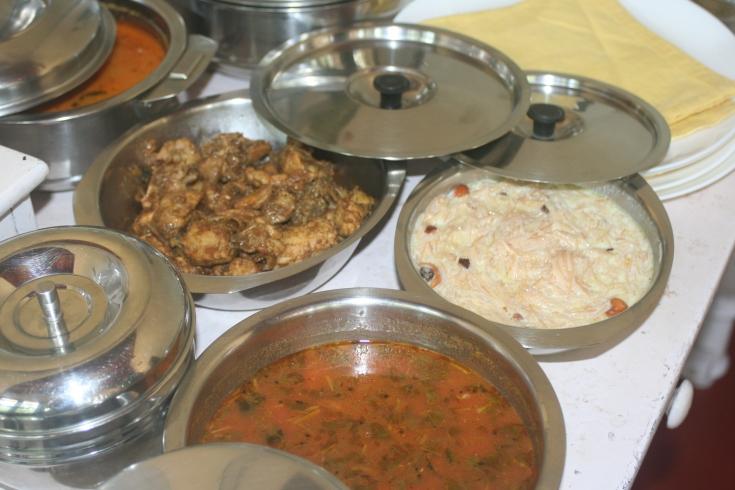 Meals at Linger